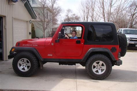 2005 Jeep Wrangler Tj 2005 Jeep Wrangler Ii Tj Pictures Information And