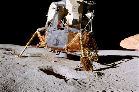 i helped to stage the moon landing in 1969 books apollo 16 lunar module pics about space