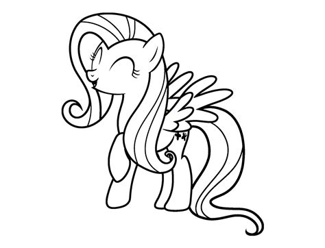 Coloring Pages For by Fluttershy Coloring Pages Best Coloring Pages For