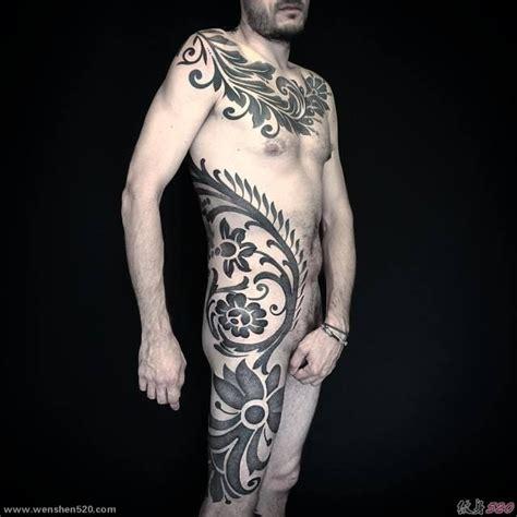 imagenes de tatuajes en genitales 男花腿纹身图案大全 腿部纹身图案大全男花 小腿纹身图案大全男花 大山谷图库