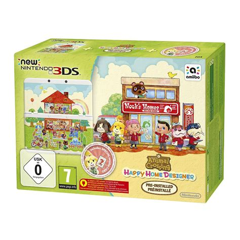 Home Design 3d Jeux | nintendo new 3ds blanche animal crossing happy home