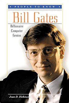 bill gates biography review amazon com bill gates billionaire computer genius