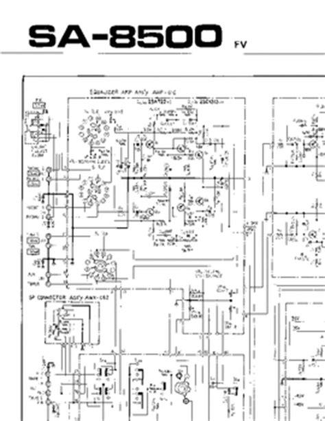 the pioneer sa 8500 manuals for free hifi manuals
