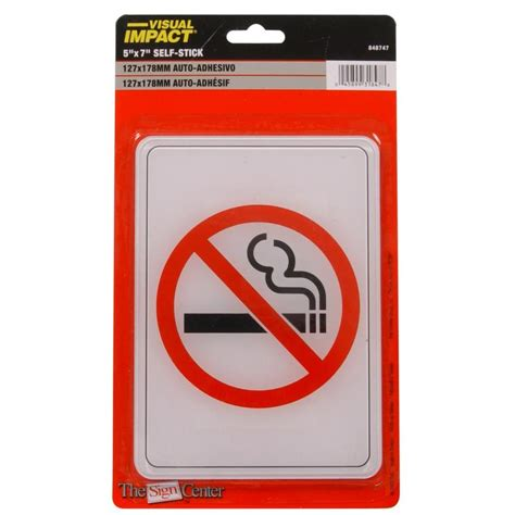 no smoking sign location shop hillman 6 9 in x 10 1 in no smoking sign at lowes com