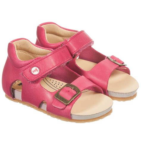 naturino shoes falcotto by naturino pink leather walker