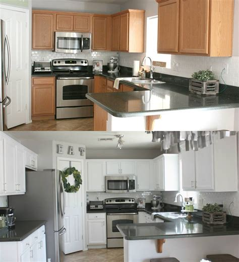 paint finishes for kitchen cabinets kitchen in snow white milk paint general finishes design