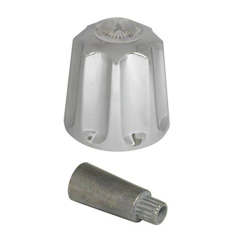 multi fit diverter handle for gerber faucets in chrome danco
