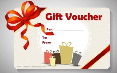printable gift voucher christmas free printable gift voucher template christmas