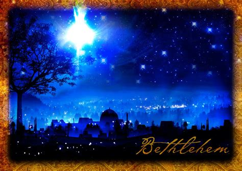 bethlehem star new calendar template site