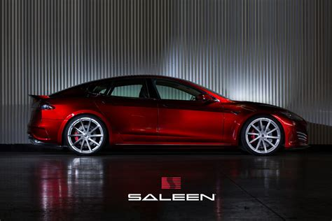 Saleen Tesla 2014 Saleen Tesla Model S Foursixteen Picture 564938