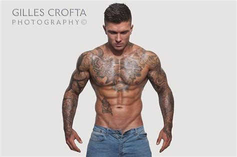 photography by gilles crofta the male physique