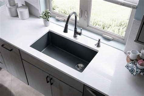 concrete countertop with integrated sink integrated sink kitchen countertop built white concrete