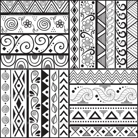 pattern drafting ideas patterns for kids to draw drawn pattern art pencil and in