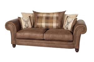 3 seater sofa scatter back scs