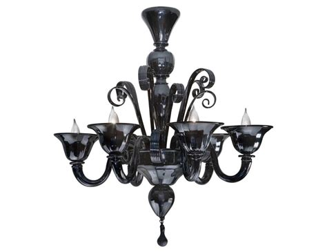 Black Glass Chandelier Black Glass Chandelier Decor Ideasdecor Ideas