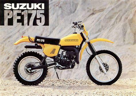 Suzuki Pe 175 For Sale Suzuki Pe 175