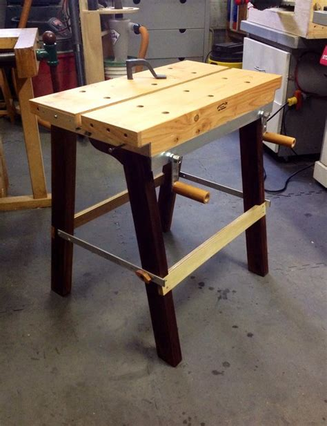Houseofaura Com Collapsible Workbench Workbenches