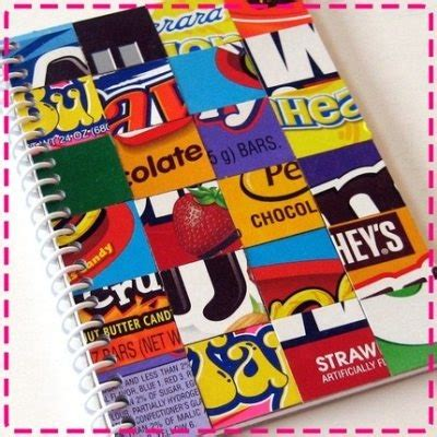 Decorating Notebooks For School by Ideas For Notebook Decor School