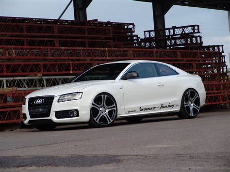 Audi A5 Coupe Tuning by Audi A5 Coupe Sports Package By Senner Autoevolution