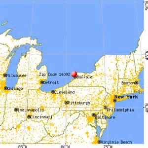 Lewiston New York Map by 14092 Zip Code Lewiston New York Profile Homes