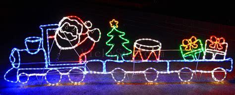 animated cm led christmas santa train lights wgifts