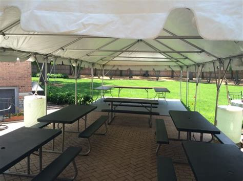 Picnic Table Rentals In Chicago Table Rental Chicago