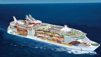 Largest Cruise Ship by World S Largest Cruise Ship Is So Vast That Guests Will