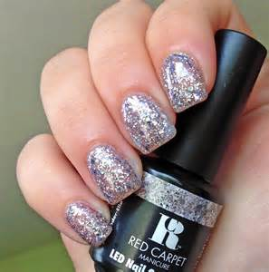 Carpet Nail Colors Scrangie My Thoughts On Two Different Gel Polishes