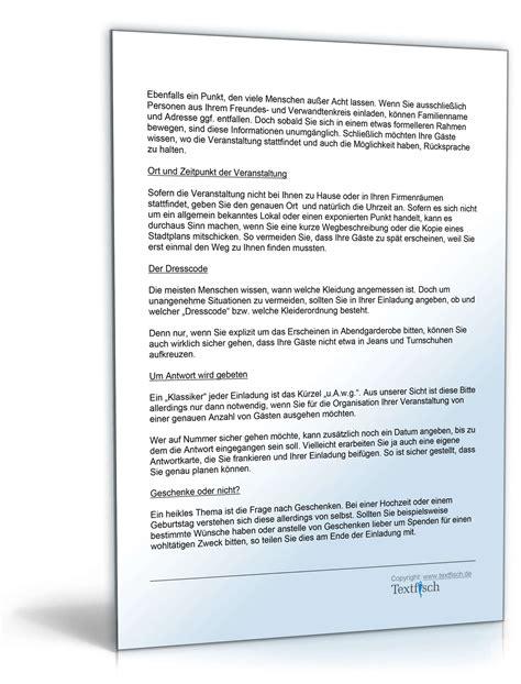 Musterbriefe Zum Thema Karenz Einladung Taufe Vorlage Zum