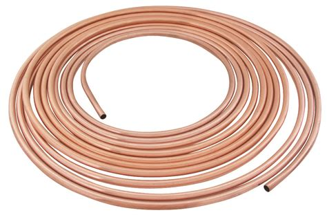 mueller 1 2x60l soft type l coil tubing 1 2 in 60 ft l