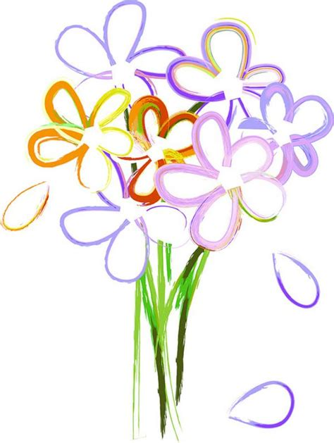 free flower clipart clip of flower bouquets clipart