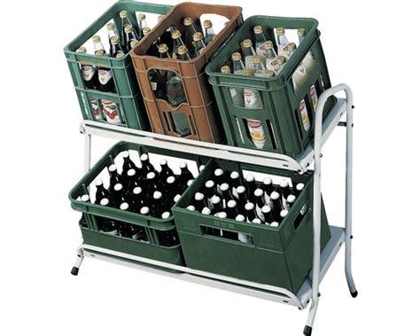flaschenregal hornbach flaschenkastenst 228 nder schulte wei 223 bei hornbach kaufen