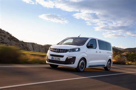 Opel Zafira 2019 by 2019 Opel Zafira Vauxhall Vivaro Revealed Ev