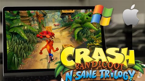 How to DOWNLOAD CRASH BANDICOOT TRILOGY For PC or MAC   HD