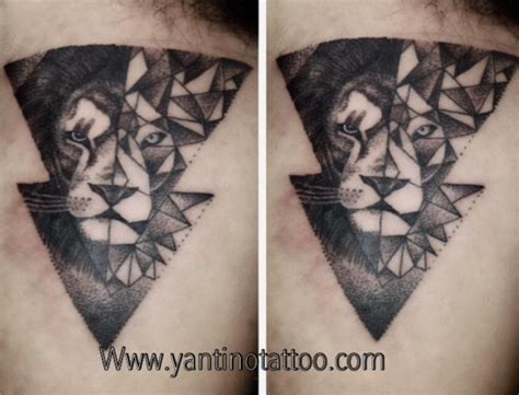 tribal tattoo kuta black grey yantino