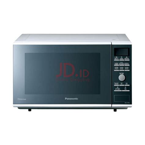 Microwave Panasonic Nn Cf770mtte Jual Panasonic Microwave Oven 1000 W 27l Non Turntable Nn Cf770mtte Best Combo