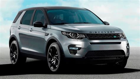 2015 land rover discovery sport detailed car news