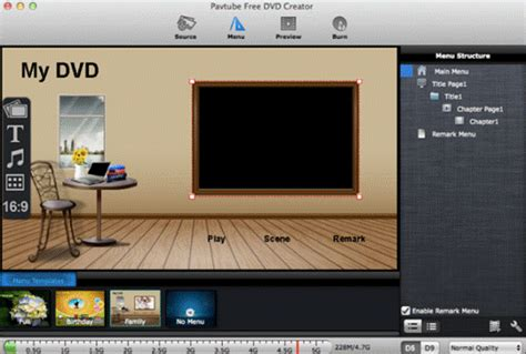 fcp templates free free dvd maker on mac burn to dvd for free
