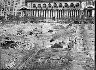 New Lowell 0701 bryant park from the archives the 1934 moses