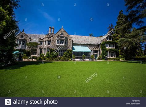founder house the playboy mansion is the home of playboy magazine