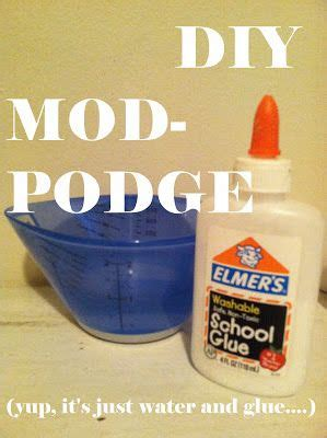 Diy Decoupage Glue - 1000 ideas about decoupage glue on napkin