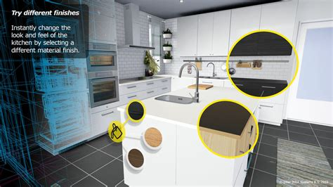 ikeaが仮想空間でキッチンを体験できる無料vrアプリ ikea vr experience をリリース gigazine