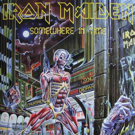 Kaos Musik Imn 07 Iron Maiden Ironmaiden 40 best iron maiden album covers by derek riggs images on iron maiden album covers