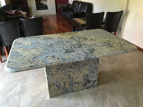 granite table delicatus cream granite table hesano brothers