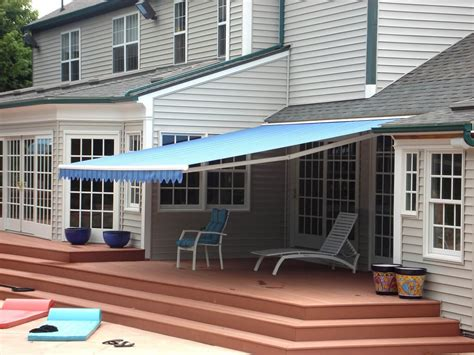 retractable awning retractable awnings a hoffman awning co