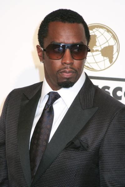 Records President P Diddy Promotes Former Intern As Bad Boy Records President