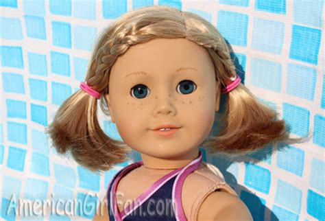 cute hairstyles for kit the american girl doll americangirlfan doll hairstyles