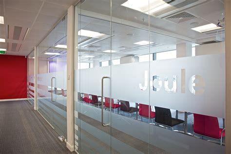 office glass partitions bolton manchester cheshire