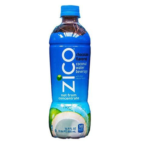 Zico Pure Premium Chocolate Coconut Water 16.9 oz Plastic