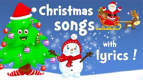 merry christmas song lyrics